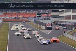 GT300 Start of the race