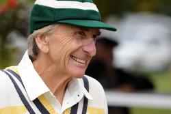 Cricket Match Derek Bell
