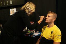 Sergey Sirotkin, pilote d'essais Renault Sport F1 Team au Amber Lounge Fashion Show