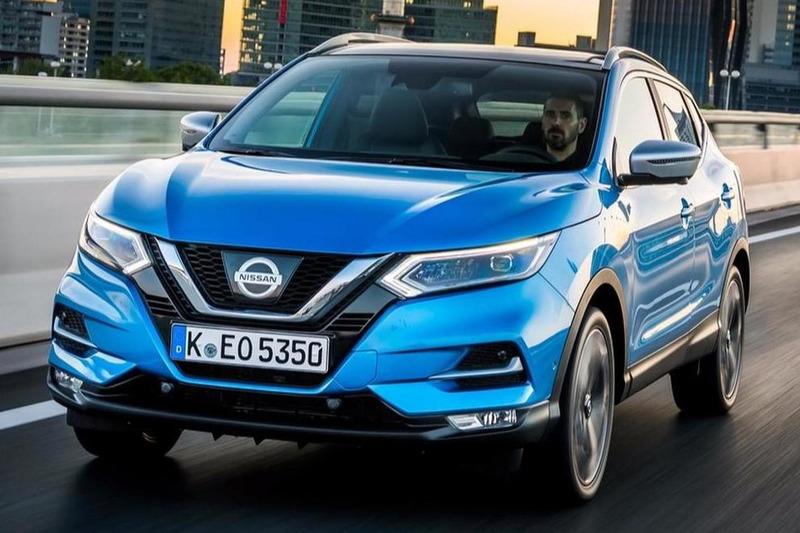 Yeni Nissan Qashqai