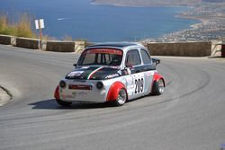 Domenico Morabito, Piloti per Passione, Fiat 500