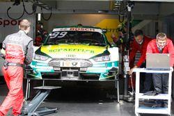 El auto de Mike Rockenfeller, Audi Sport Team Phoenix, Audi RS 5 DTM
