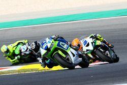 Christoffer Bergman, Gino Rea, Kawasaki Racing