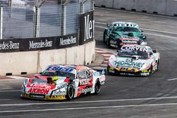 Guillermo Ortelli, JP Carrera Chevrolet, Juan Marcos Angelini, UR Racing Dodge, Pedro Gentile, JP Carrera Chevrolet
