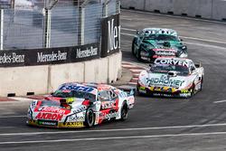 Guillermo Ortelli, JP Carrera Chevrolet, Juan Marcos Angelini, UR Racing Dodge, Pedro Gentile, JP Ca