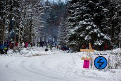 Sfeerbeeld Rally van Zweden
