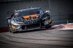 #15 FFF Racing Team: Carrie Schreiner, Richard Goddard