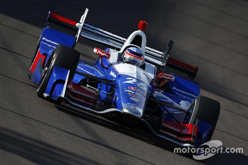 #26: Takuma Sato, Andretti Autosport, Honda