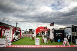 Nissan Motorsport área para aficionados