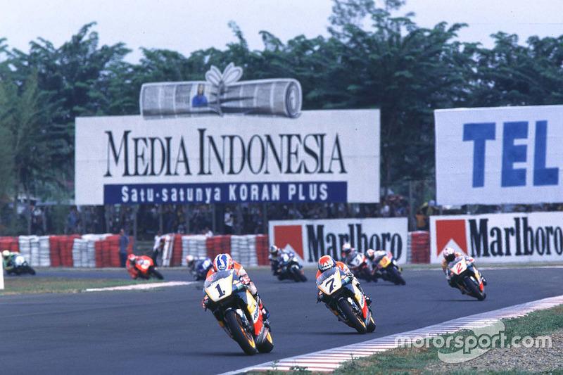 GP 500cc Sentul, Indonesia 1997