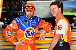 Matt Kenseth, Joe Gibbs Racing Toyota y Jason Ratcliff