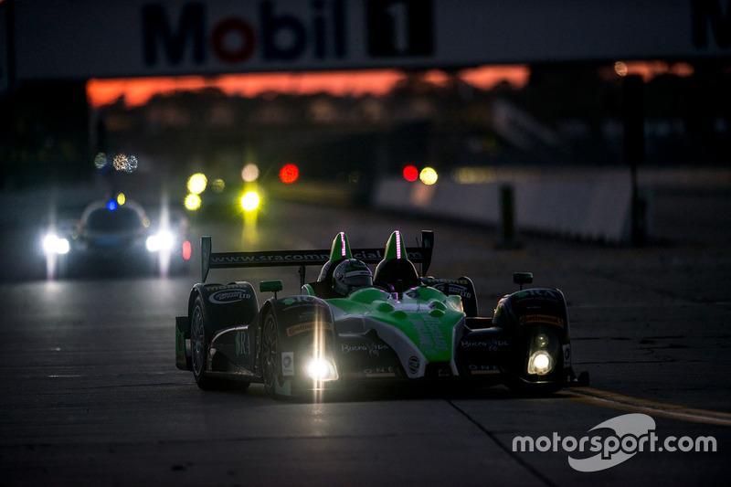#20 BAR1 Motorsports, ORECA FLM09: Don Yount, Buddy Rice, Daniel Burkett