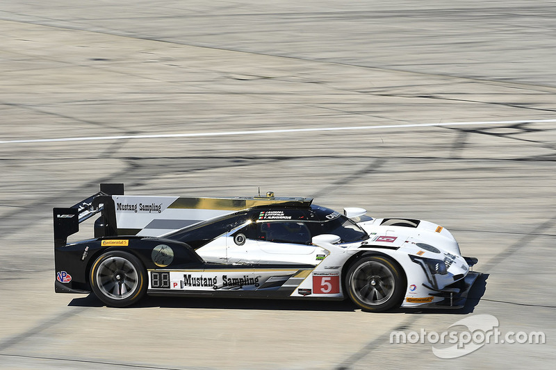 2. P: #5 Action Express Racing, Cadillac DPi