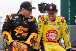Brendan Gaughan, Richard Childress Racing, Chevrolet; Scott Lagasse, JGL Racing, Chevrolet