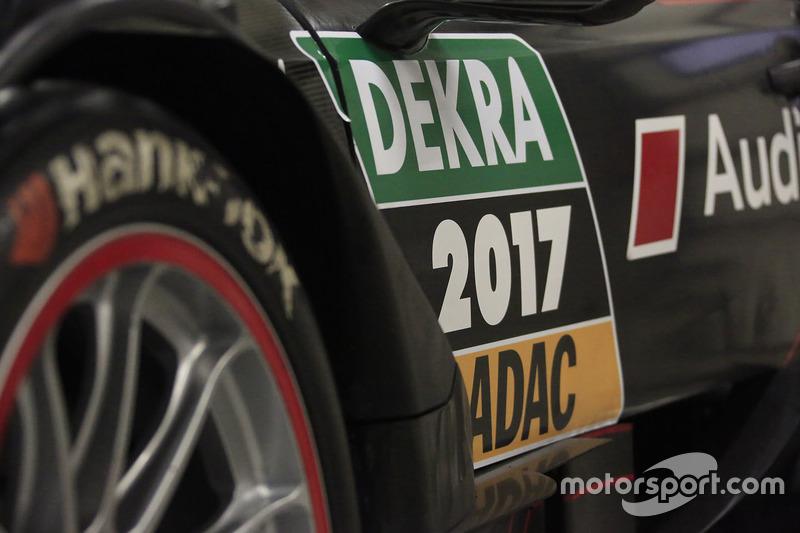 Audi RS 5 DTM: Startnummer