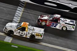 Kaz Grala, GMS Racing Chevrolet and Austin Wayne Self, Toyota