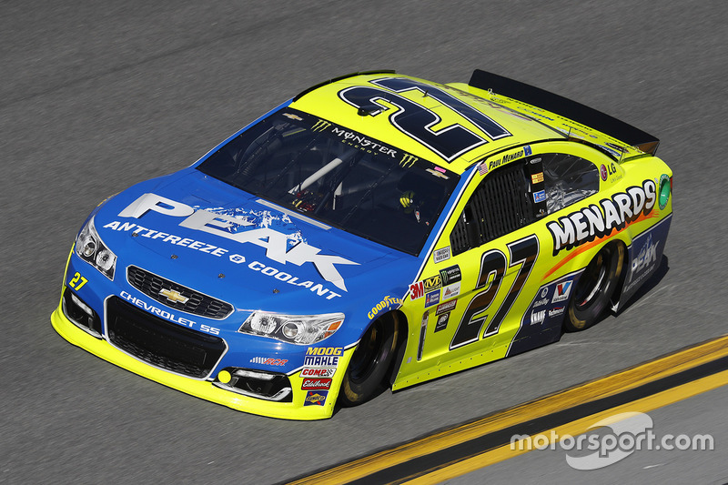 #27: Paul Menard, Richard Childress Racing, Chevrolet