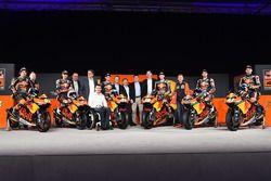 Die KTM-Fahrer 2017