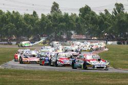 Juan Martin Trucco, JMT Motorsport Dodge, Matias Rossi, Donto Racing Chevrolet, Facundo Ardusso, JP