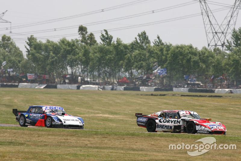 Matias Rossi, Donto Racing Chevrolet, Jose Savino, Savino Sport Ford