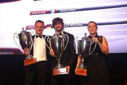 2016 Endurance Cup AM Cup Teams, Kessel Racing, 1st place, AKKA ASP, 2nd place, Rinaldi Racing, 3rd place