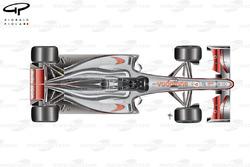 DUPLICATE: McLaren MP4-25 top view