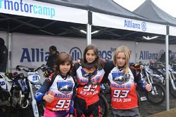 Junior Motor Camp participants
