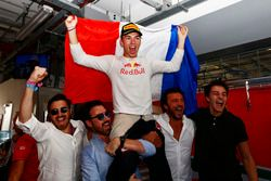 Champion Pierre Gasly, PREMA Racing