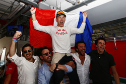 Le Champion Pierre Gasly, PREMA Racing