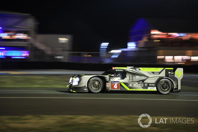 6°: #4 ByKolles Racing CLM P1/01: Oliver Webb, Dominik Kraihamer, Marco Bonanomi