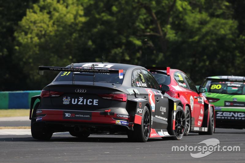 Milovan Mikica Vesnic, ASK Vesnic, Audi RS 3 LMS