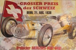 Gran Premio di Svizzera, locandina 1938