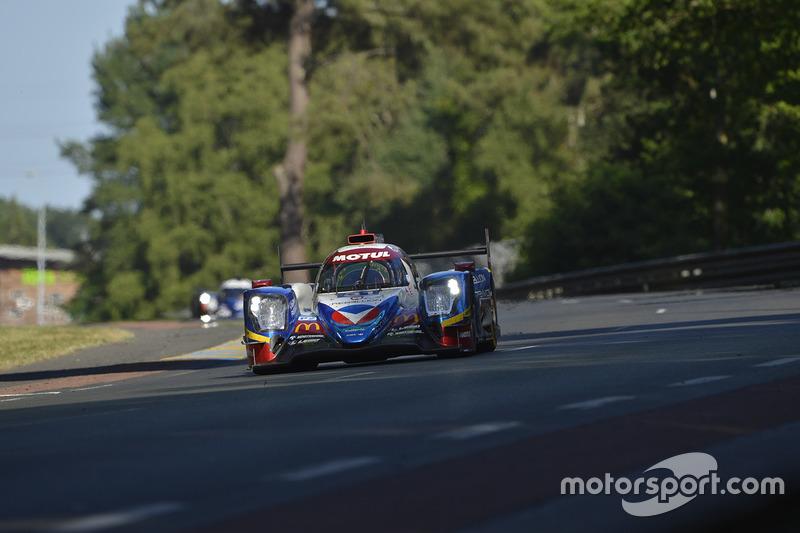 Na LMP2, o #31 da Rebellion - de Bruno Senna, Nicolas Prost e Julien Canal - dominou a primeira metade da prova, mas uma série de problemas na segunda metade prejudicou a prova do trio, que terminou em 14º na classe.