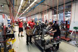 Ducati-fabriek