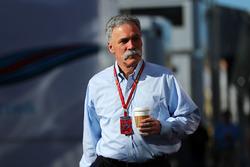 Chase Carey, Jefe ejecutivo y director ejetuvo de Formula One Group