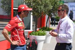 Marc Gene, Ferrari y Tom Kristensen, Comisario de la FIA