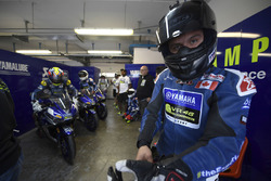 Participant of the Yamaha VR46 Master Camp