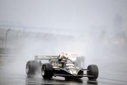 Nigel Mansell, Lotus 87