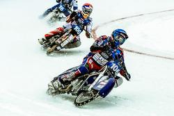 Дмитрий Колтаков впереди Франца Цорна и Симона Рейтсмы