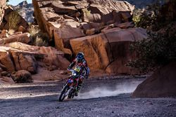 #11 Monster Energy Honda Team: Joan Barreda