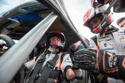 #352 BMW: Philippe Croizon, Cedric Duple
