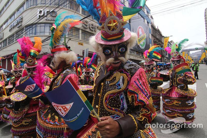 «Дакар» в Боливии