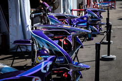 Гаражи DS Virgin Racing