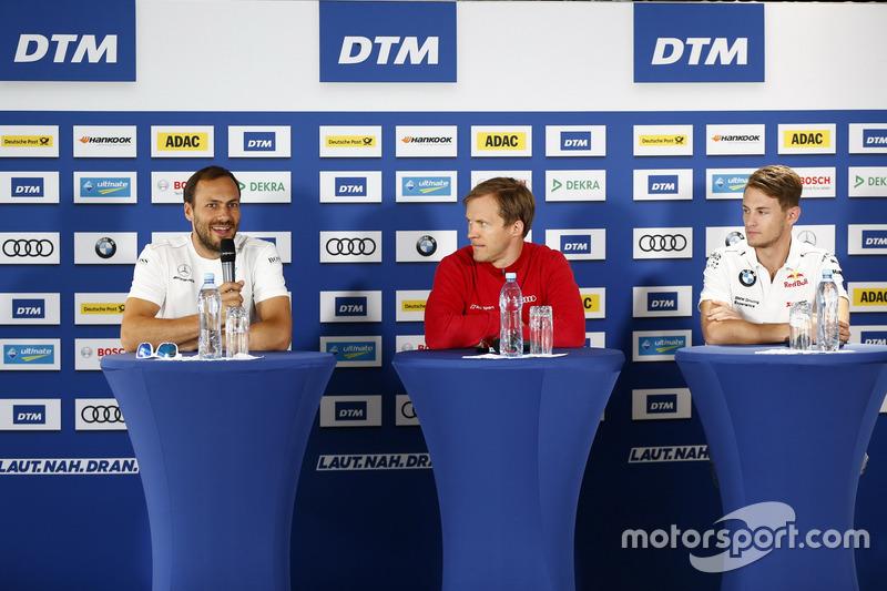 Гері Паффетт, Mercedes-AMG Team HWA, Mercedes-AMG C63 DTM, Маттіас Екстрьом, Audi Sport Team Abt Spo