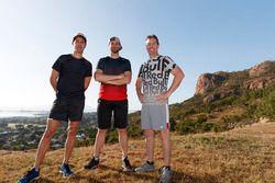 Shane van Gisbergen, Craig Lowndes, Jamie Whincup, Triple Eight Race Engineering Holden