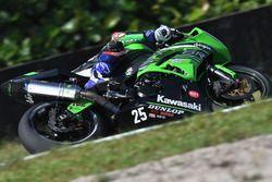 Azlan Shah, SuperSports 600cc