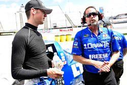 Austin Cindric, Brad Keselowski Racing Ford, crew chief Doug Randolph