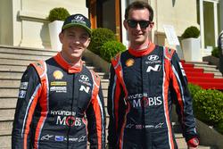 Hayden Paddon, Sebastian Marshall, Hyundai i20 R5, Hyundai Motosport