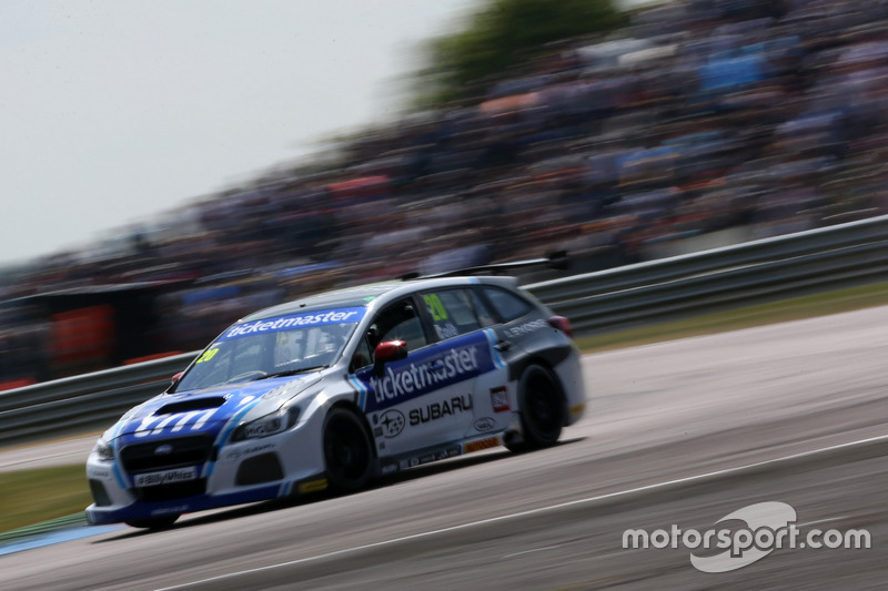 James Cole, Team BMR Subaru Levorg