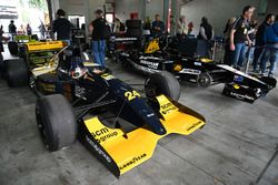 MInardi M192L e Minardi PS1 di Fernando Alonso